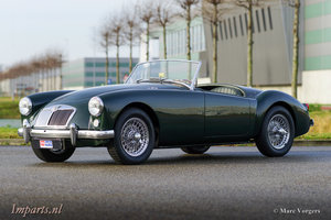 1956 Excellent MGA 1500 roadster (LHD)