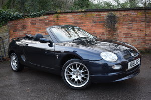 Lot 6 - A 2001 MG F 1800 Freestyle - 09/2/2020 For Sale by Auction