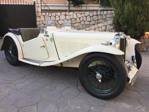 1948 MG TC - matching numbers car
