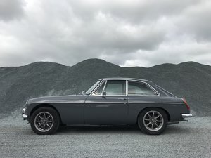 1976 MGB GT fully rebuilt with a 3.5 V8 engine  For Sale