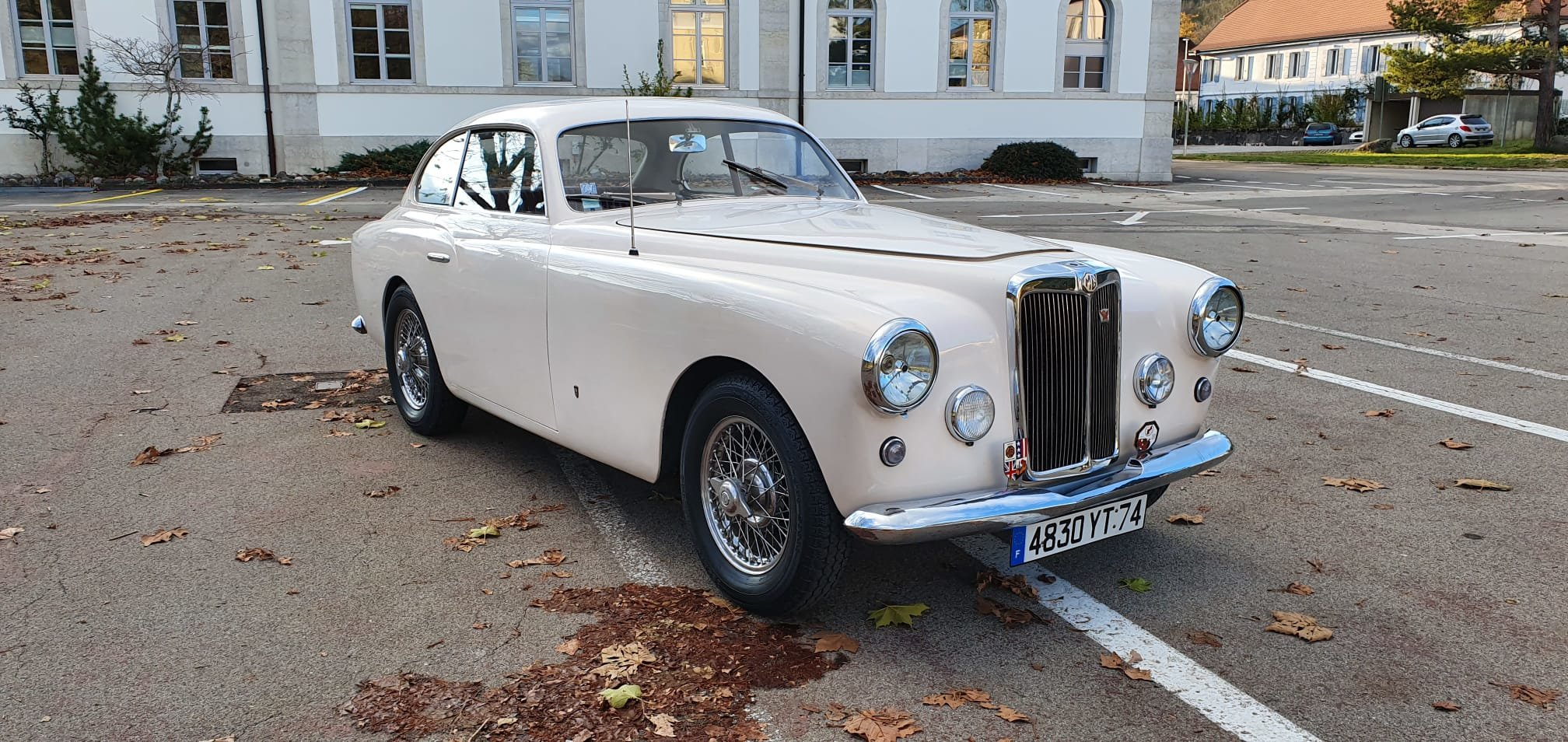 1953 Arnolt-MG Coupe For Sale (picture 2 of 6)