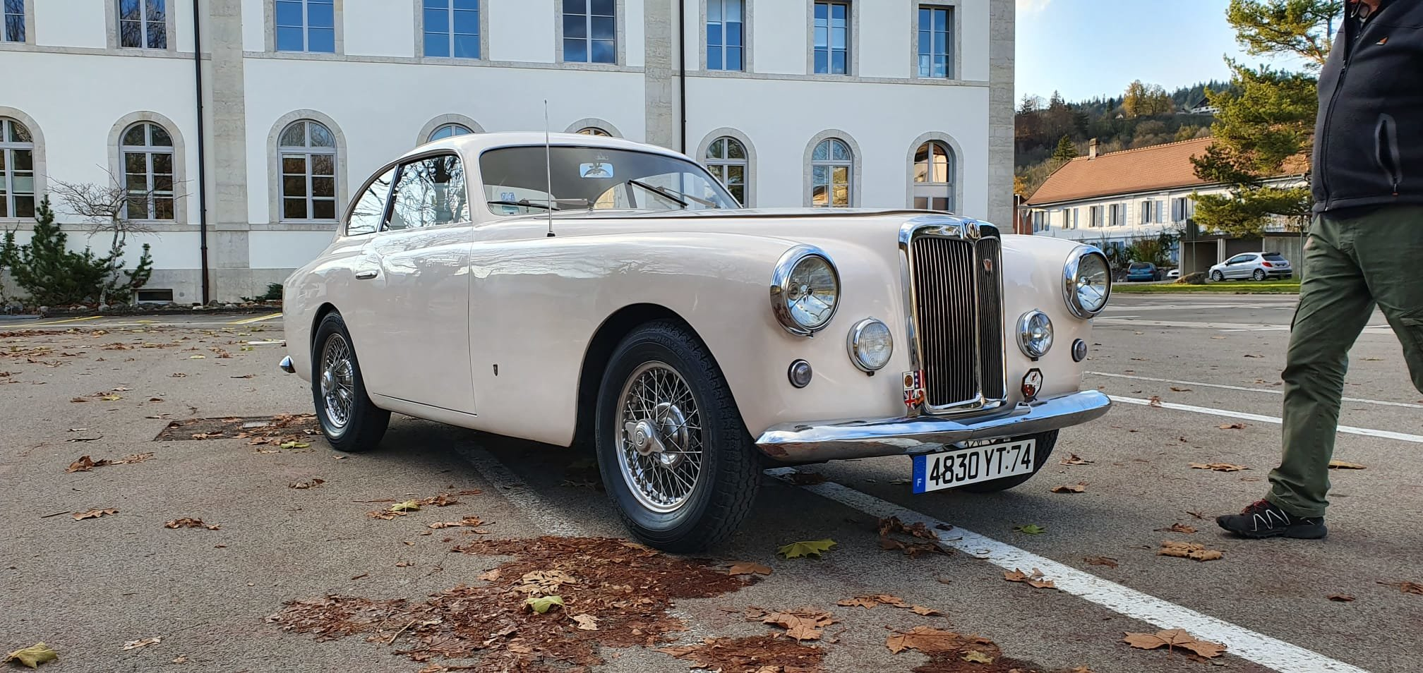 1953 Arnolt-MG Coupe For Sale (picture 3 of 6)