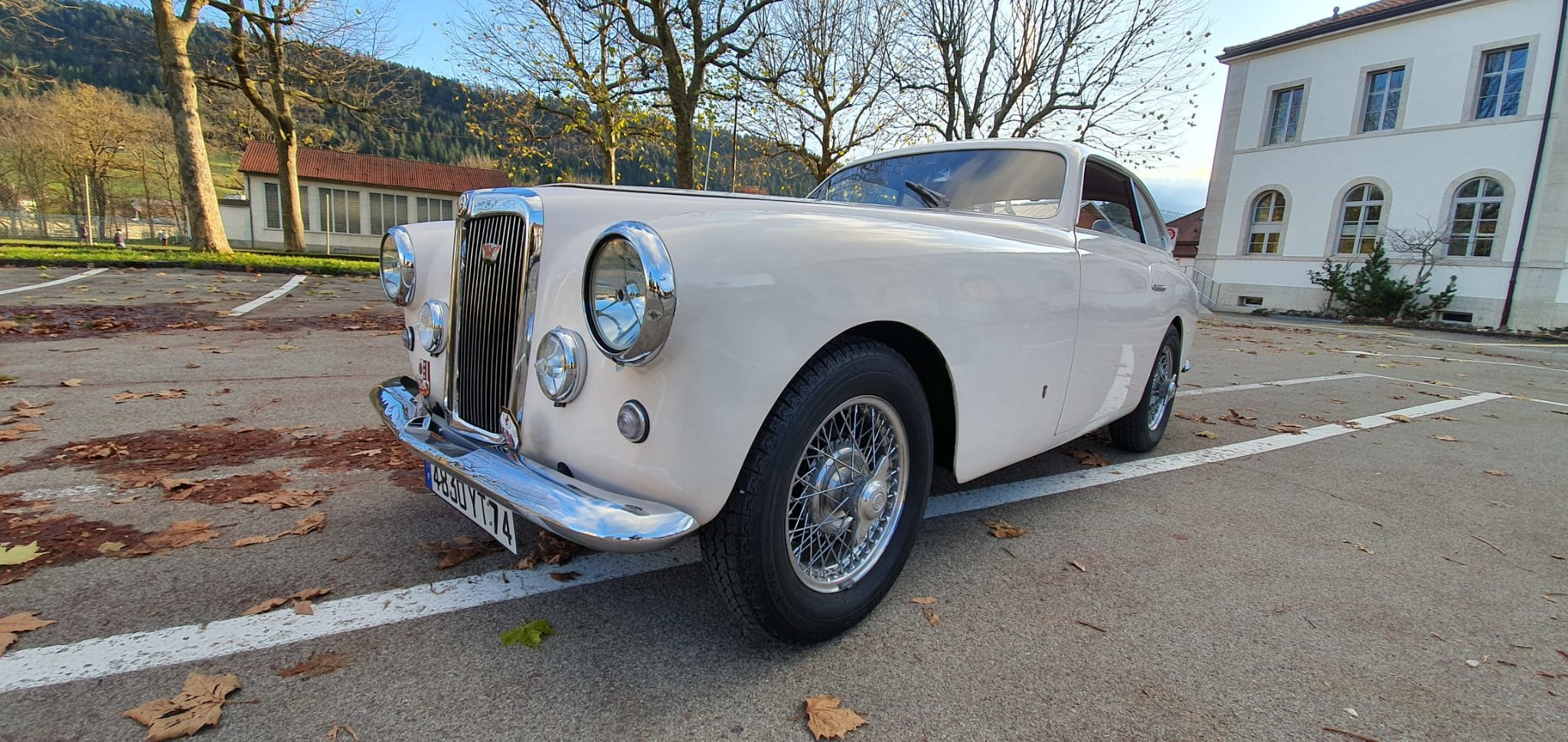 1953 Arnolt-MG Coupe For Sale (picture 4 of 6)