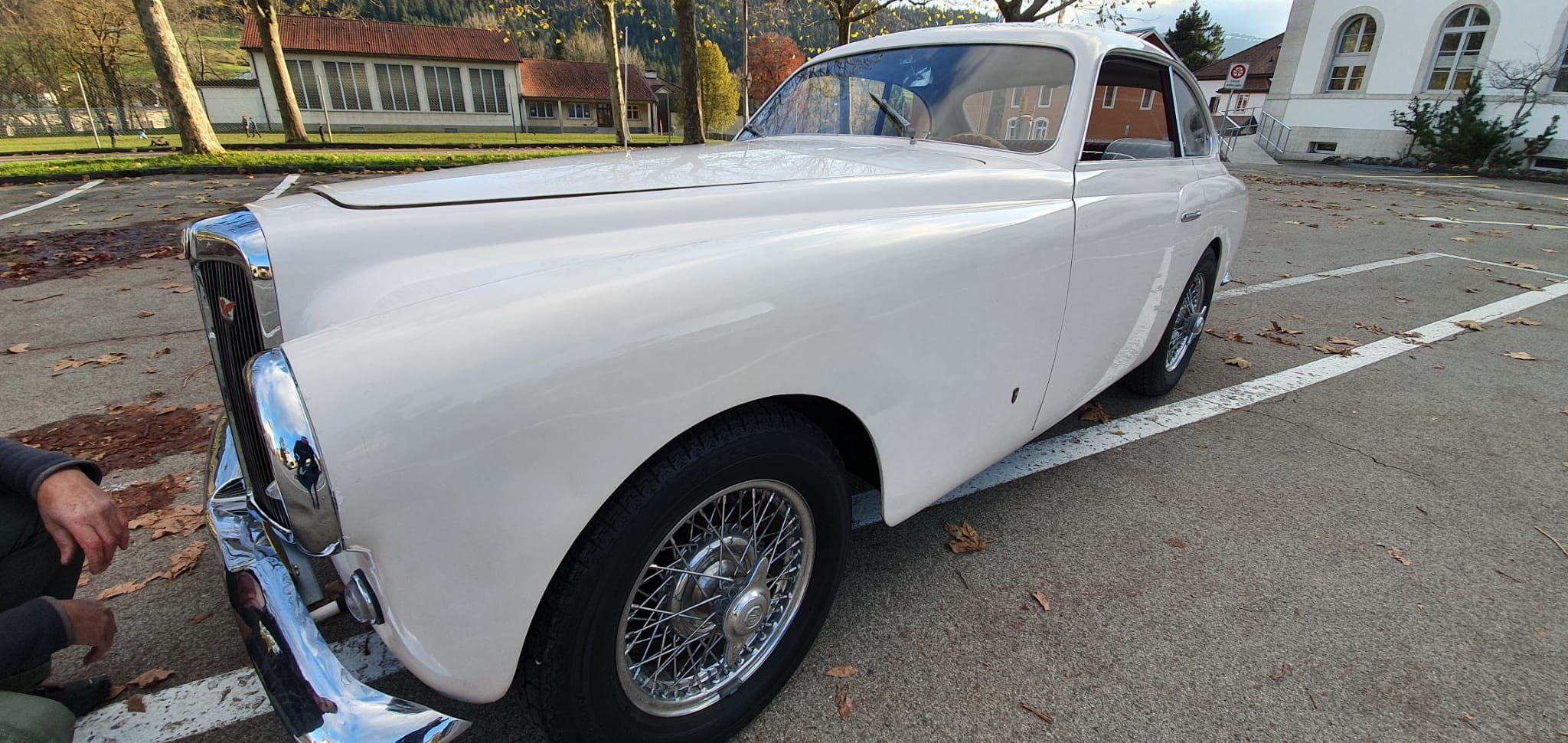 1953 Arnolt-MG Coupe For Sale (picture 5 of 6)