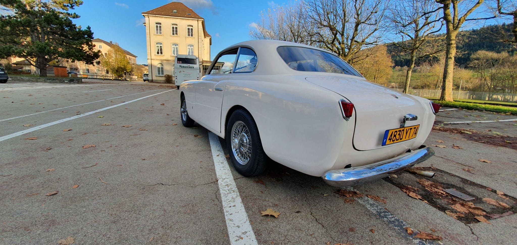 1953 Arnolt-MG Coupe For Sale (picture 6 of 6)