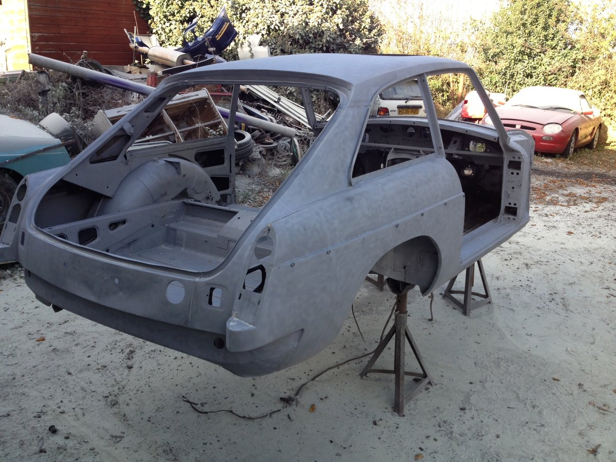 1979 MGB GT V8 Race Car For Sale (picture 5 of 6)