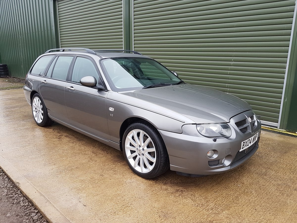 2004 MG ZT-T 260 V8 Tourer Meticulously Maintained SOLD (picture 1 of 6)