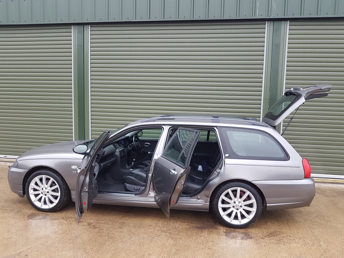 2004 MG ZT-T 260 V8 Tourer Meticulously Maintained SOLD (picture 4 of 6)