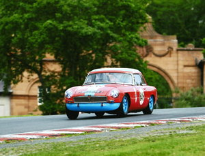 1964 Developed and Fast FIA spec MGB race car