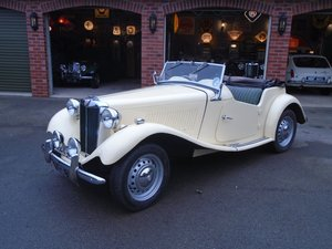 Picture of 1953 MG TD  SOLD