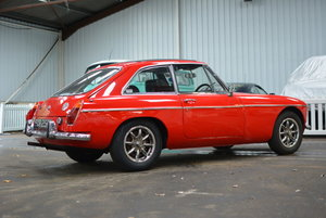 1972 MGB GT For Sale by Auction