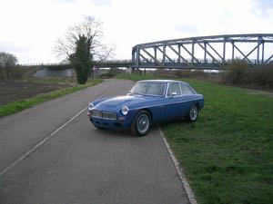 1968 MG C GT SEBRING LOOK A LIKE