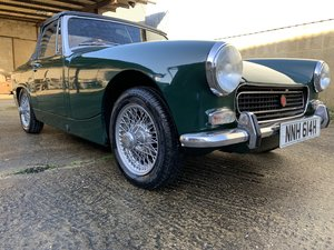 1970/H MG Midget MkIII for sale by Mike Authers Classics For Sale