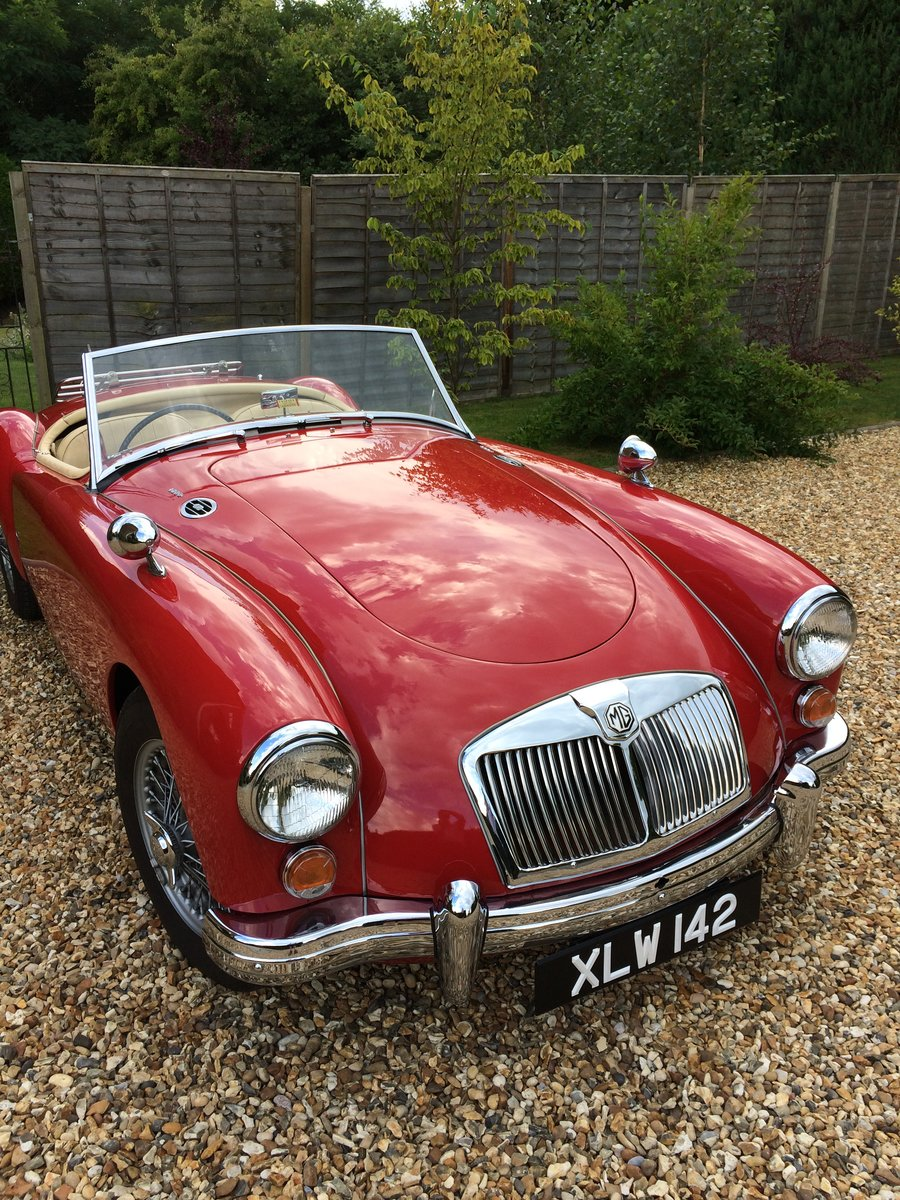 1959 MGA Roadster 1600  For Sale (picture 1 of 6)
