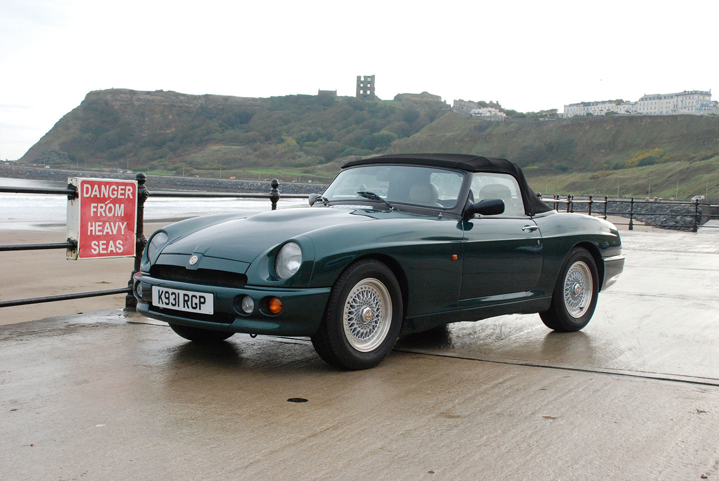 MG RV8 1993. One of only 330 original UK supplied cars SOLD (picture 7 of 10)