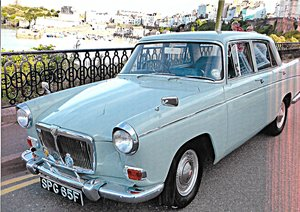 1967 MG Magnette Mk4 Automatic TIME-WARP CAE!!