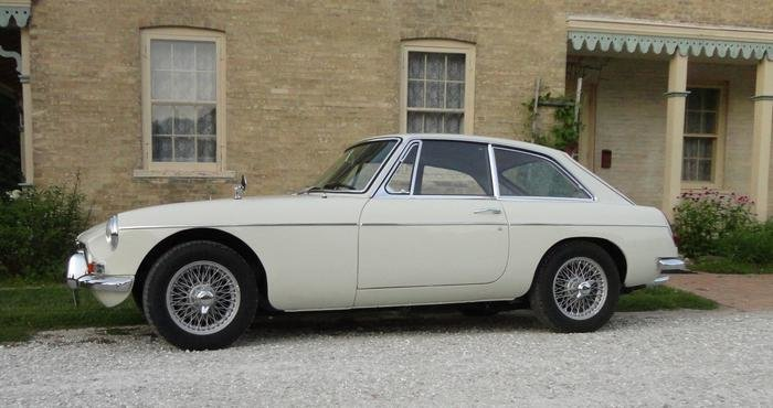 1965 MGB GT WANTED MG BGT WANTED MGB GT WANTED MG BGT WANTED Wanted (picture 3 of 6)