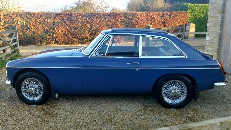1965 MGB GT WANTED MG BGT WANTED MGB GT WANTED MG BGT WANTED Wanted (picture 4 of 6)