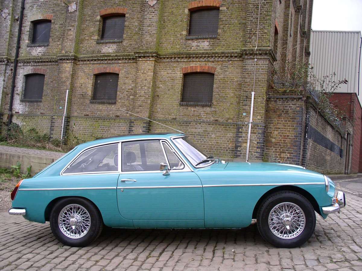 1965 MGB GT WANTED MG BGT WANTED MGB GT WANTED MG BGT WANTED Wanted (picture 6 of 6)