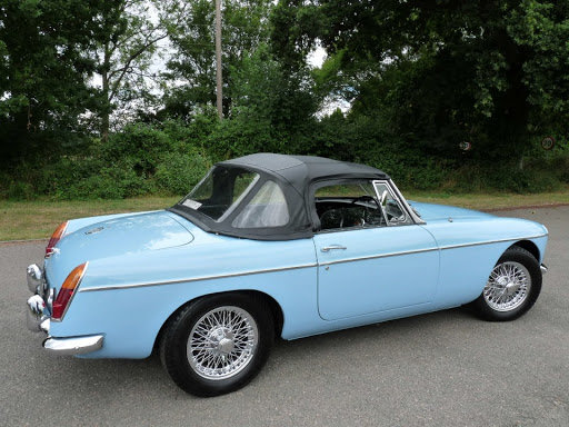 1965 MGB ROADSTER WANTED MGB ROADSTER WANTED MGB ROADSTER WANTED Wanted (picture 3 of 6)