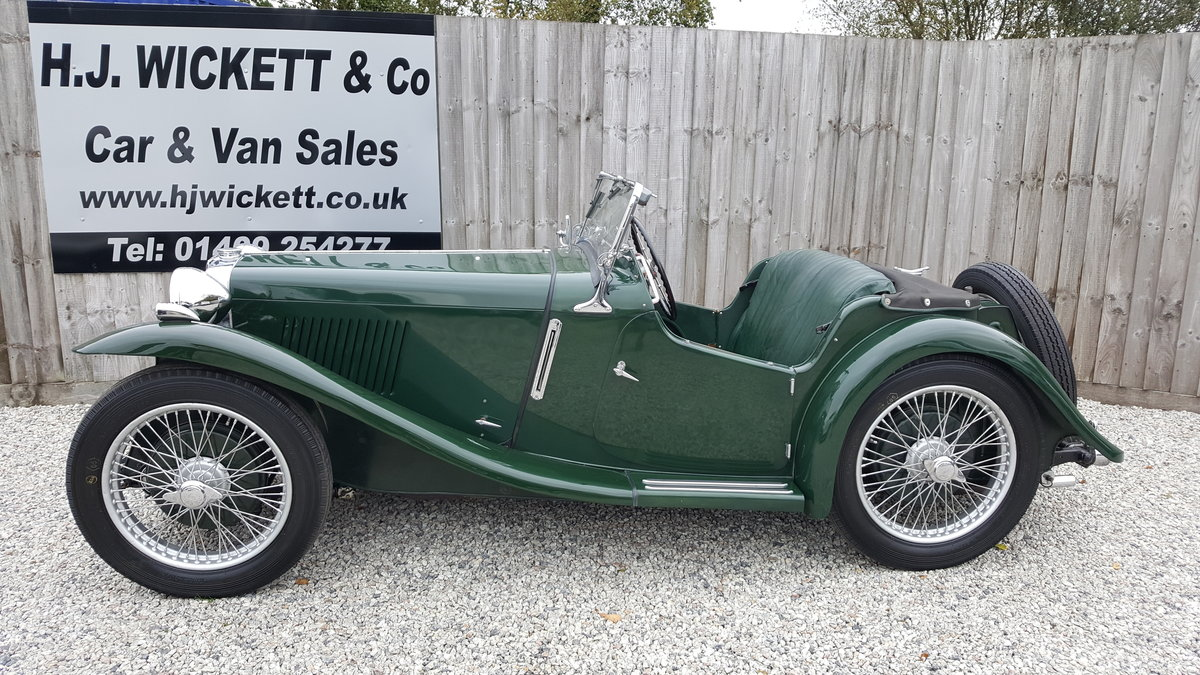 1935 MG PB SOLD (picture 1 of 6)