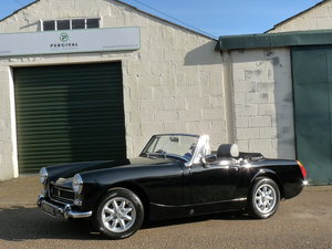 Picture of 1973 MG Midget, RWA, 1293cc engine, SOLD SOLD