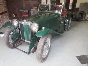 1936 MG PB Midget  For Sale