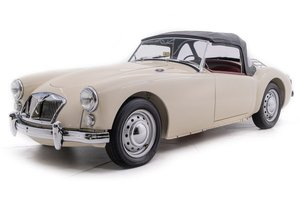 1960 MG MGA Mk I 1600cc Roadster Convertible Restored $29.5k For Sale