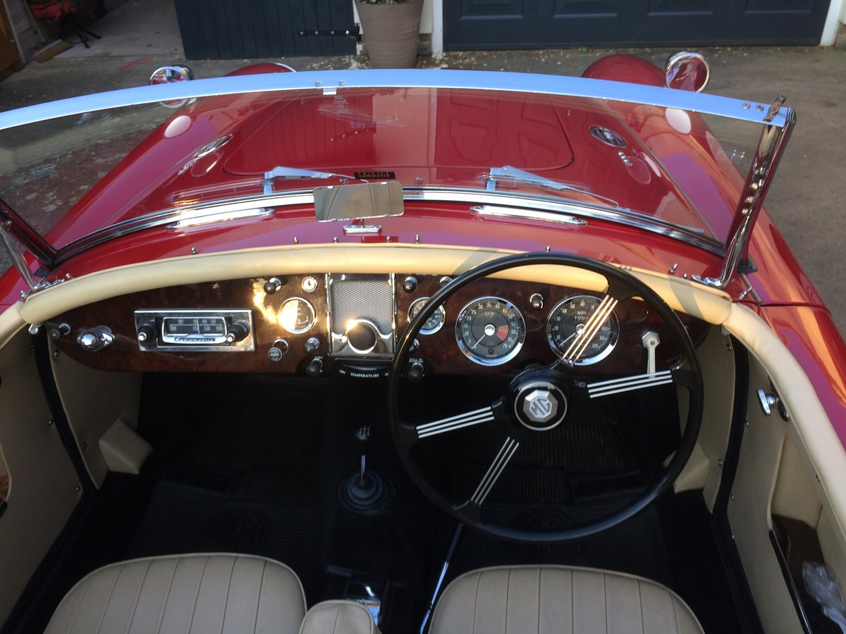 MGA 1959. Roadster 1600  SOLD (picture 3 of 6)