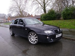 2004 MG ZT 180 SE For Sale by Auction