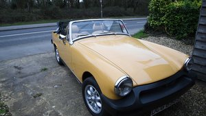 1977 Mg midget classic car extremely tidy private