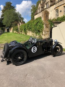 1932 MG J2 on Orig reg plate OY4077 For Sale