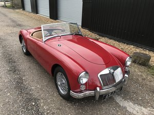 1958 MGA Roadster  SOLD