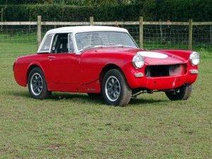 1971 MG Midget 1275
