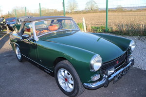 Picture of 1971 MG Midget in BRG, Exceptional example. SOLD