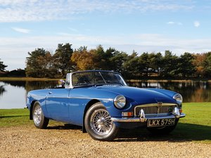 1959 Recently restored 1969 MG B Roadster For Sale