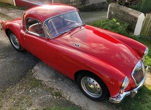 1961 MG MGA 1600 Mk 1 Coupe For Sale