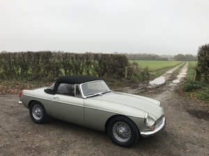 Picture of 1973 MGB Roadster full rebuild  For Sale