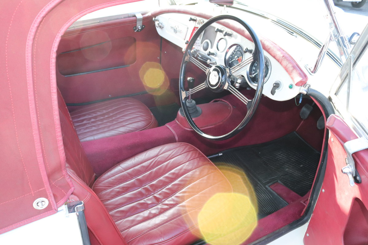 1957 MGA Roadster, full Restoration 2019, 5 speed For Sale (picture 4 of 6)