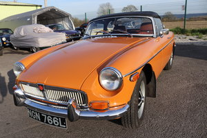 Picture of 1972 MGB Roadster, bare shell rebuild SOLD