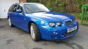 2002 MG ZT-T 190 V6 2.5 petrol