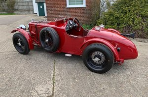 1938 MG Q-Type Special