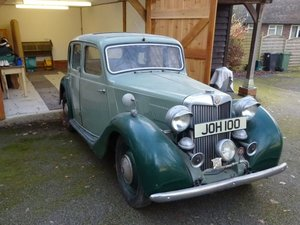 1948 MG YA Saloon