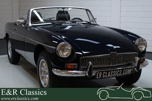 MG B Cabriolet 1975 Chrome bumpers For Sale