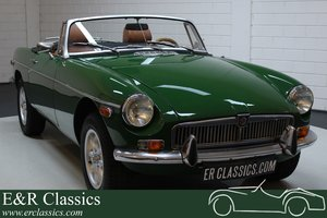MG B Cabriolet 1979 Overdrive For Sale