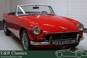MG B convertible 1971 Restored For Sale