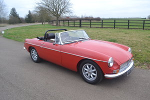 Picture of 1969 MGB Roadster SOLD