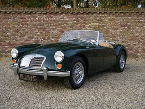 1960 MG A 1600 Roadster TOP condition, fully restored For Sale