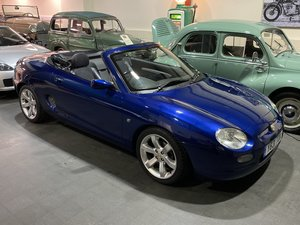 2000 MGF-2001-LOW MILEAGE-EXCELLENT EXAMPLE.
