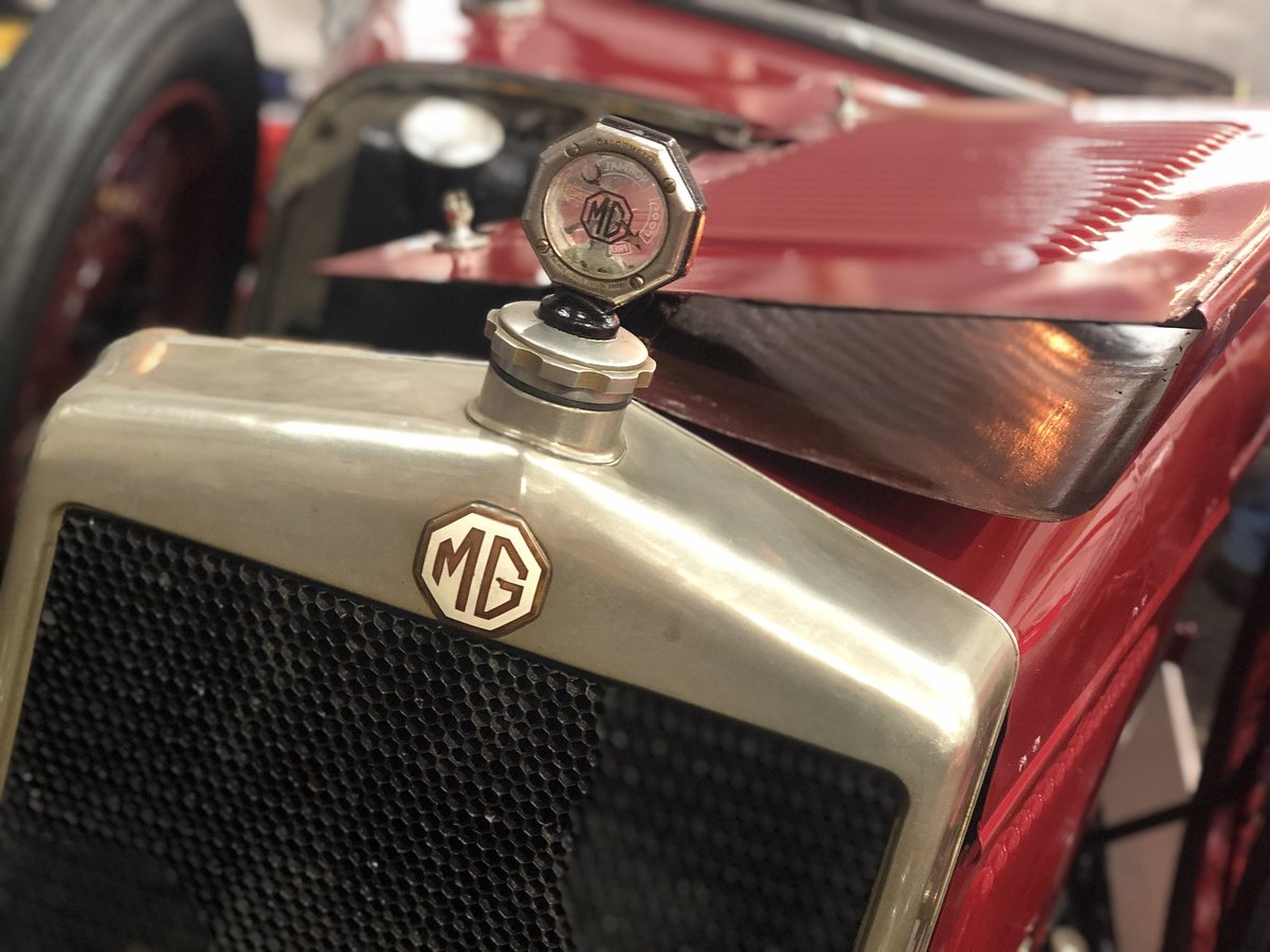 1929 MG 14/40 Two Seater with Dickey For Sale (picture 12 of 18)